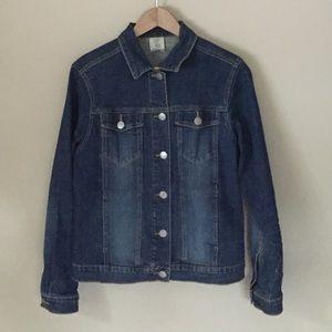 Disney Store Jean Jacket, women, size M